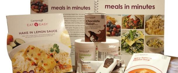 Het Cambridge Dieet
